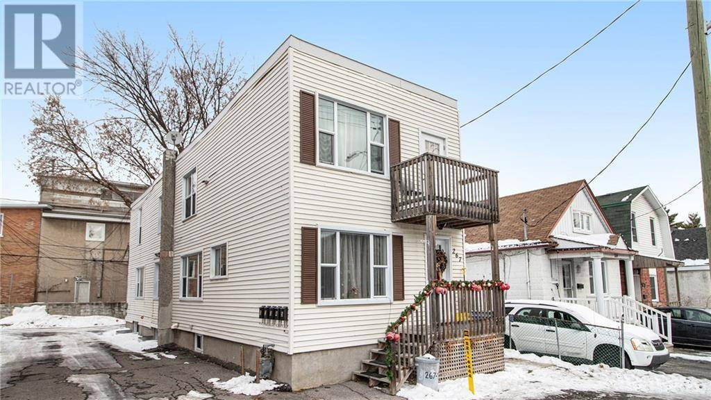 Townhouse for sale at 267 Jacques St Ottawa Ontario - MLS: 1175640