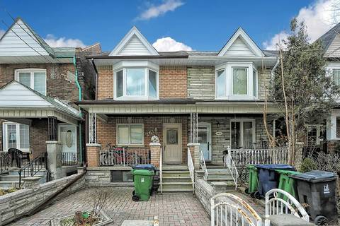 Townhouse for sale at 267 Lappin Ave Toronto Ontario - MLS: W4496704