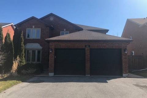 House for rent at 267 Savage Rd Newmarket Ontario - MLS: N4735479