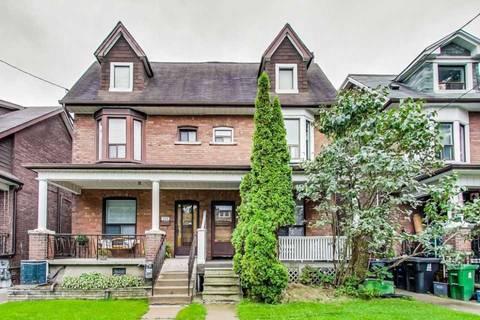 Townhouse for sale at 267 Strathmore Blvd Toronto Ontario - MLS: E4571230