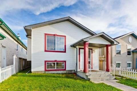 House for sale at 267 Taracove Estate Dr NE Calgary Alberta - MLS: A1016470