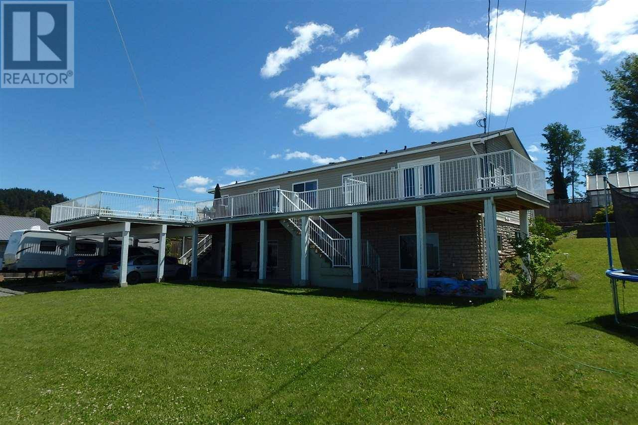 Home for sale at 267 Tunasa Cres Fraser Lake British Columbia - MLS: R2399314