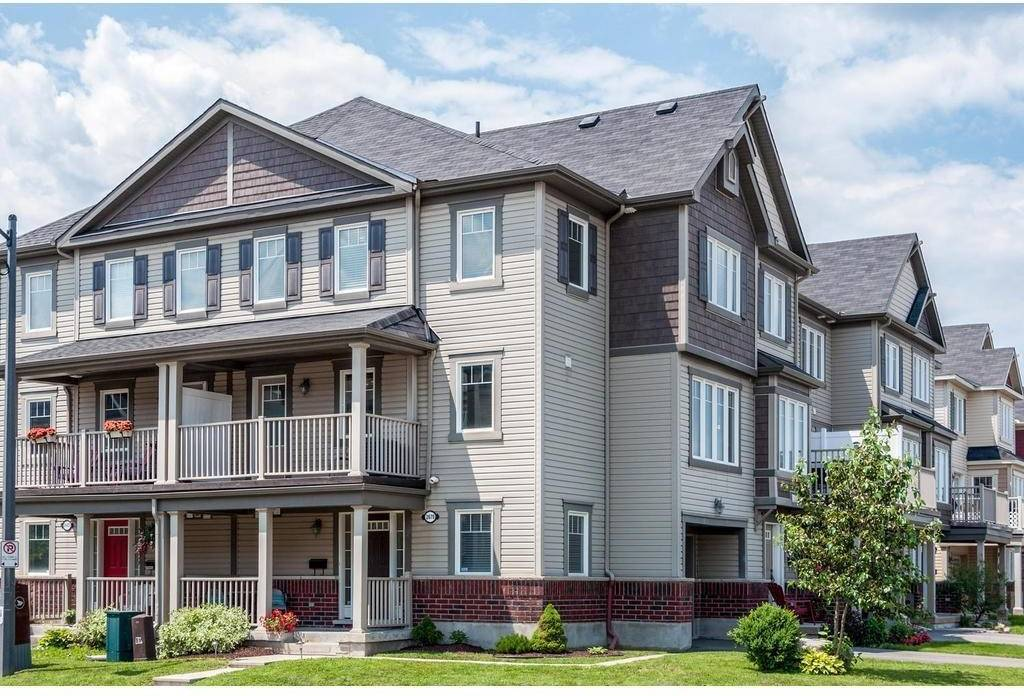 Townhouse for rent at 2670 Baynes Sound Wy Ottawa Ontario - MLS: 1168364
