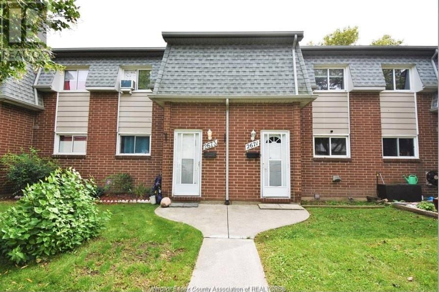Townhouse for rent at 2671 Vine Ct Windsor Ontario - MLS: 20013412