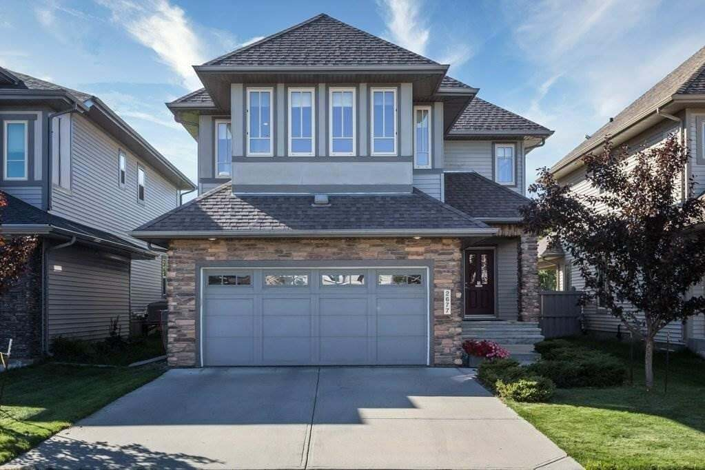 House for sale at 2677 Anderson Cr SW Edmonton Alberta - MLS: E4213945