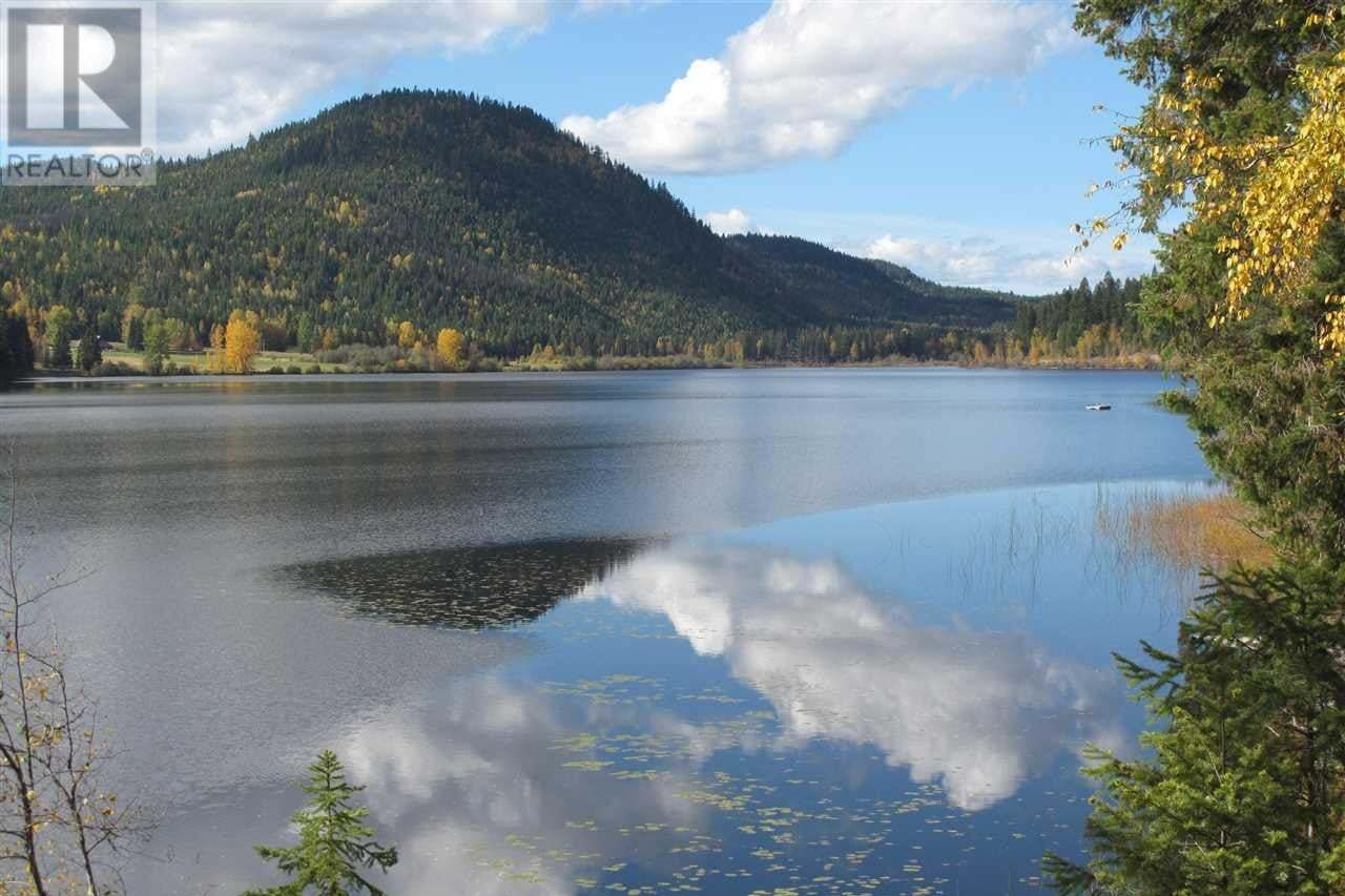 Residential property for sale at 2678 Eagle Creek Rd Canim Lake British Columbia - MLS: R2442462