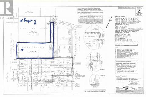 Residential property for sale at 2679 Howard  Windsor Ontario - MLS: 18001936