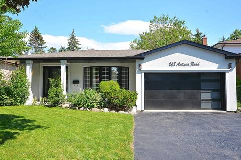 House for sale at 268 Antigua Rd Mississauga Ontario - MLS: W4495564