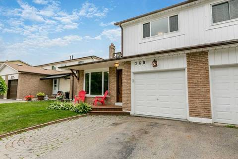 Townhouse for sale at 268 Britannia Ave Bradford West Gwillimbury Ontario - MLS: N4516355