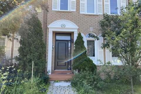 Townhouse for rent at 268 Glenashton Dr Oakville Ontario - MLS: W4810306