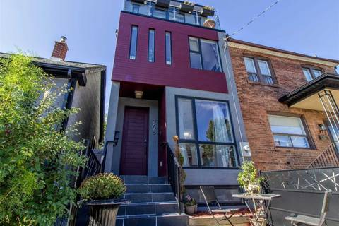 House for sale at 268 Manning Ave Toronto Ontario - MLS: C4691870
