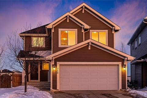 House for sale at 268 Sagewood Landng Southwest Airdrie Alberta - MLS: C4290595