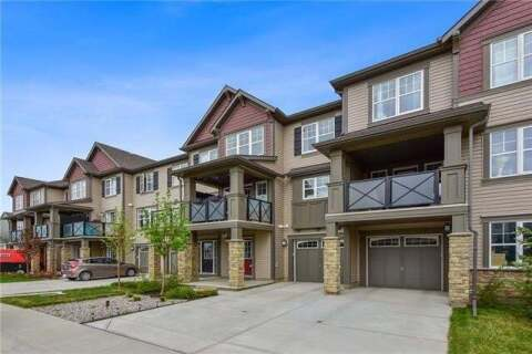 Townhouse for sale at 268 Windford Cres Southwest Airdrie Alberta - MLS: C4291896