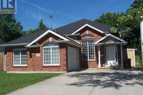 House for sale at 2680 Norman Rd Windsor Ontario - MLS: 19021020
