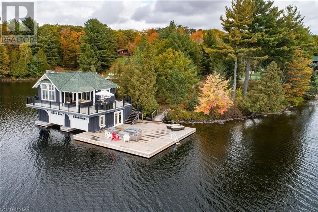 House for sale at 2683 Muskoka 118w Rd Port Carling Ontario - MLS: 40028745
