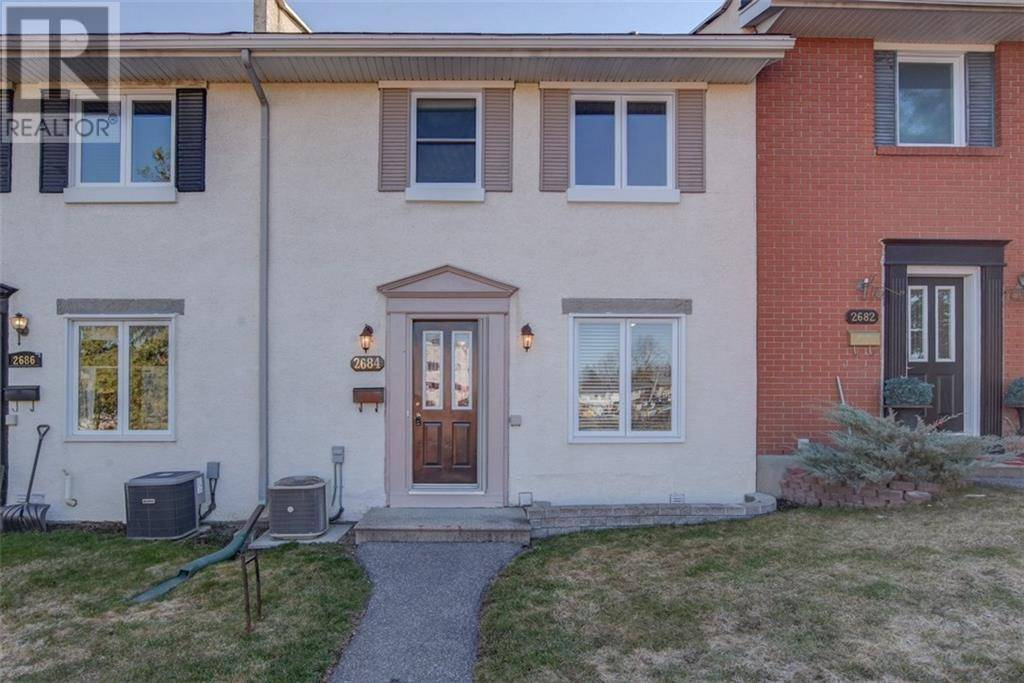 Townhouse for sale at 2684 Draper Ave Ottawa Ontario - MLS: 1188116