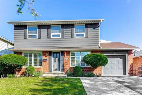 House for sale at 2684 Homelands Dr Mississauga Ontario - MLS: W4552711