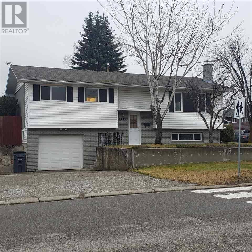 House for sale at 2684 Vanier Rd Prince George British Columbia - MLS: R2418989