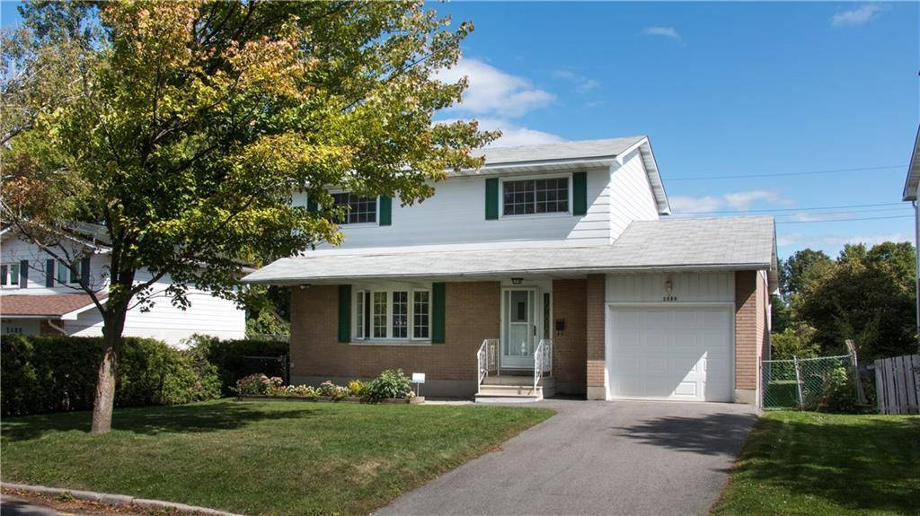 House for sale at 2686 Hickson Cres Ottawa Ontario - MLS: 1169876