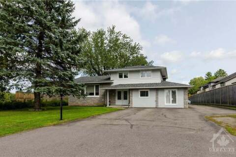 House for sale at 2687 Page Rd Ottawa Ontario - MLS: 1210375