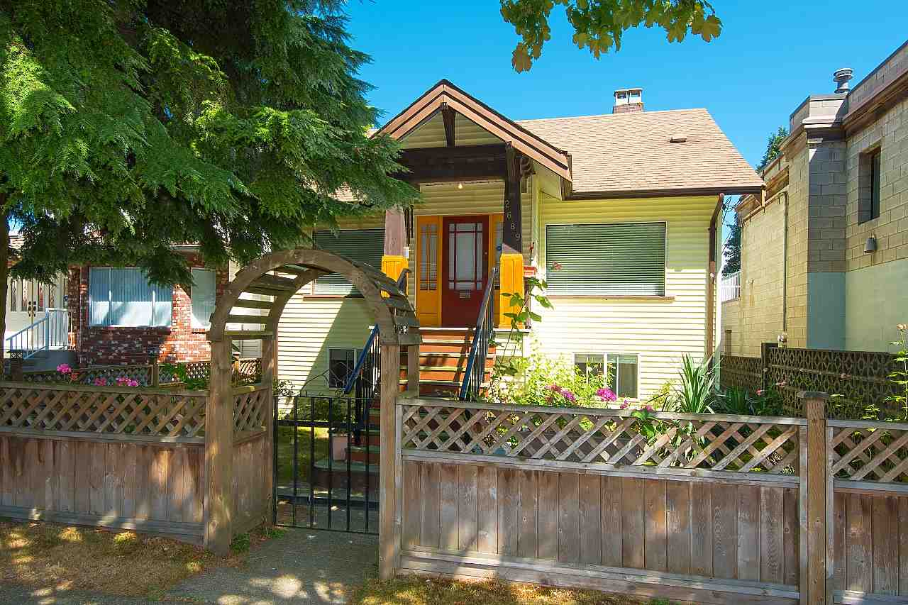 Sold: 2689 Mcgill Street, Vancouver, BC