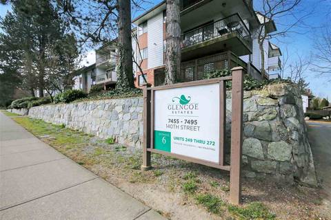 Townhouse for sale at 7493 140 St Unit 269 Surrey British Columbia - MLS: R2447180