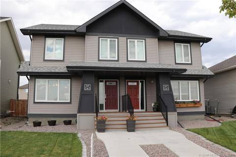 Townhouse for sale at 269 Coalbanks Blvd W Lethbridge Alberta - MLS: LD0181473