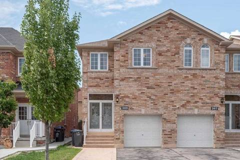 Townhouse for sale at 269 Comiskey Cres Mississauga Ontario - MLS: W4543228