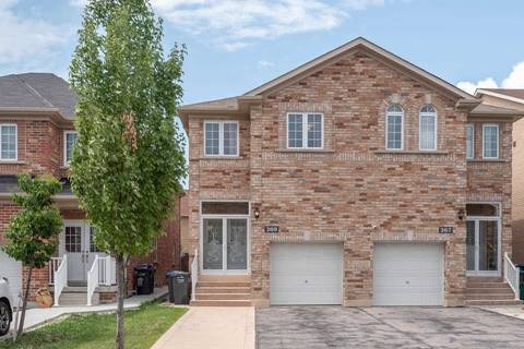 Townhouse for sale at 269 Comiskey Cres Mississauga Ontario - MLS: W4599989