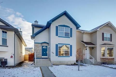 House for sale at 269 Cramond Cs Southeast Calgary Alberta - MLS: C4285947