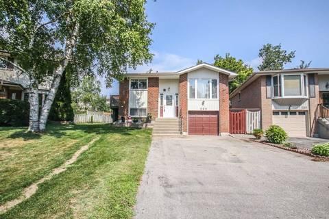 House for sale at 269 Kensington Cres Oshawa Ontario - MLS: E4628607