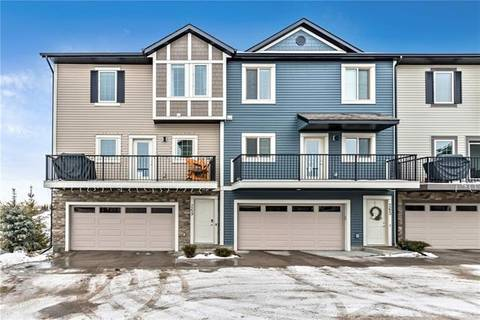 Townhouse for sale at 269 Legacy Point(e) Southeast Calgary Alberta - MLS: C4282274