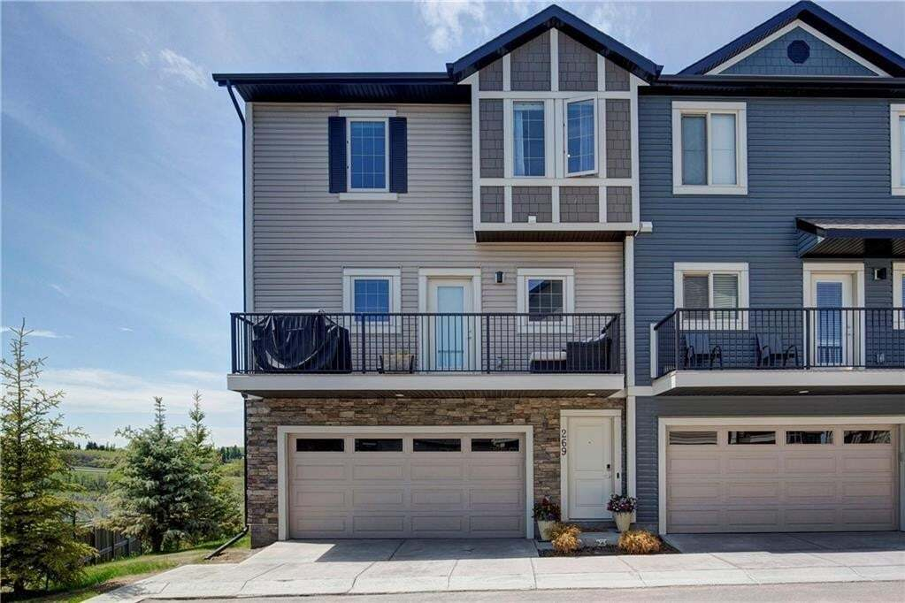 Townhouse for sale at 269 Legacy Pt SE Legacy, Calgary Alberta - MLS: C4297556