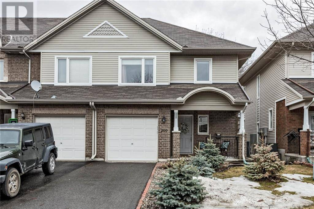 Townhouse for sale at 269 Parkin Circ Ottawa Ontario - MLS: 1187838