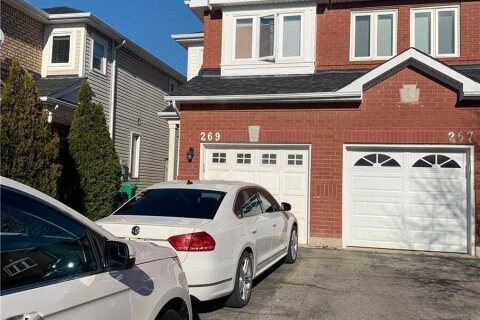 Townhouse for rent at 269 Pressed Brick Dr Brampton Ontario - MLS: W4986207