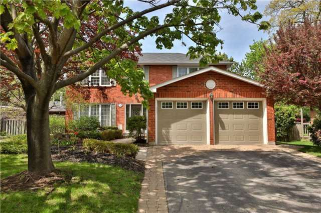 For Sale: 269 Rambler Court, Oakville, ON | 3 Bed, 4 Bath House for $1,260,000. See 20 photos!
