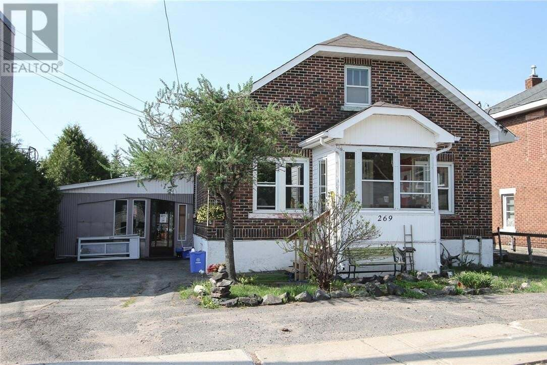 Townhouse for sale at 269 Victoria St Sudbury Ontario - MLS: 2085563