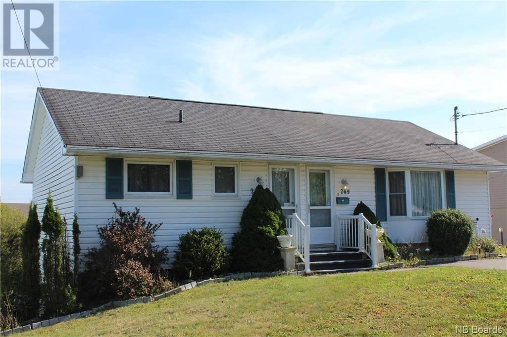 House for sale at 269 Westmorland Rd Saint John New Brunswick - MLS: NB034442