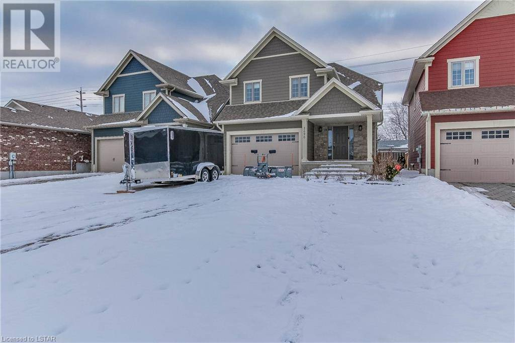 House for sale at 2690 Devon Rd London Ontario - MLS: 244164