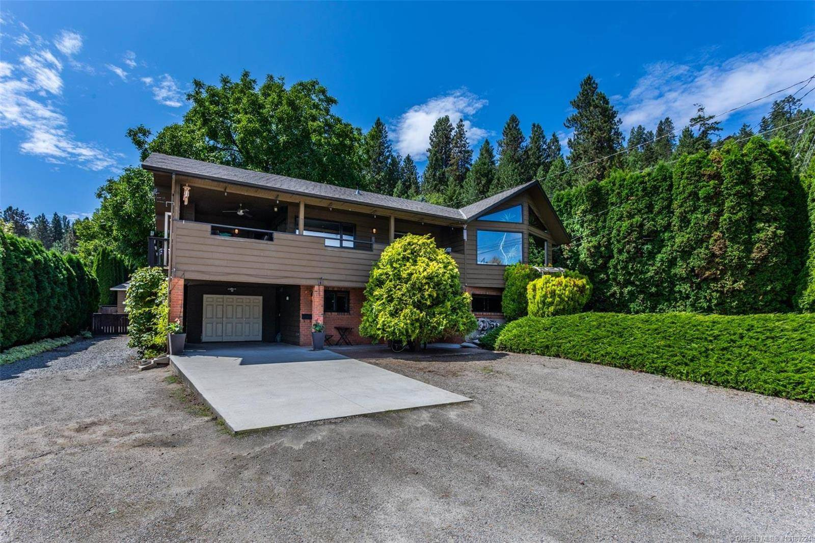 House for sale at 2692 Lucinde Rd West Kelowna British Columbia - MLS: 10189224