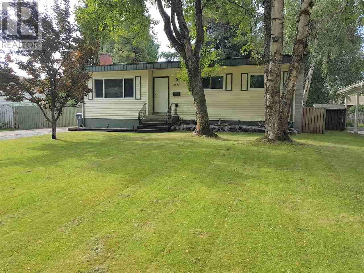 House for sale at 2695 1st Ave Prince George British Columbia - MLS: R2397584