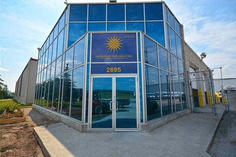 Commercial property for lease at 2695 Durante Wy Milton Ontario - MLS: W4705393