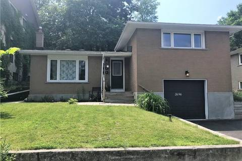 House for sale at 2696 Marie St Ottawa Ontario - MLS: 1157651