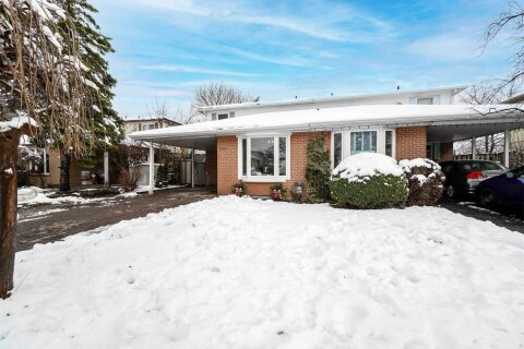 Townhouse for sale at 2697 Hollington Cres Mississauga Ontario - MLS: W4999139