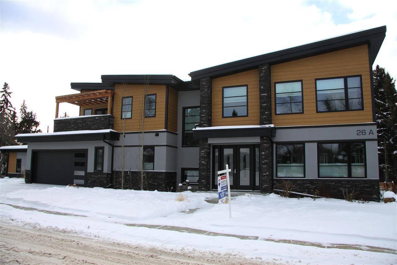 House for sale at 26 Birch Dr St. Albert Alberta - MLS: E4167118