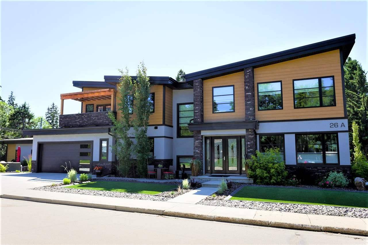 House for sale at 26 Birch Dr St. Albert Alberta - MLS: E4185062
