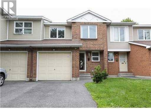 Townhouse for rent at 26 Castlebrook Ln Ottawa Ontario - MLS: 1172711