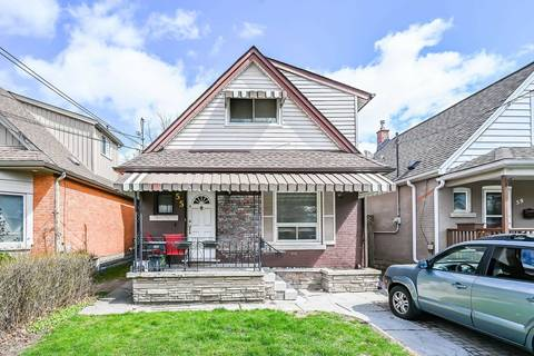 Townhouse for sale at 55 East 26th St Hamilton Ontario - MLS: X4739013