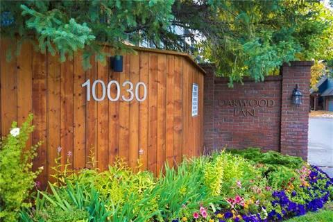 Townhouse for sale at 10030 Oakmoor Wy Southwest Unit 27 Calgary Alberta - MLS: C4238218