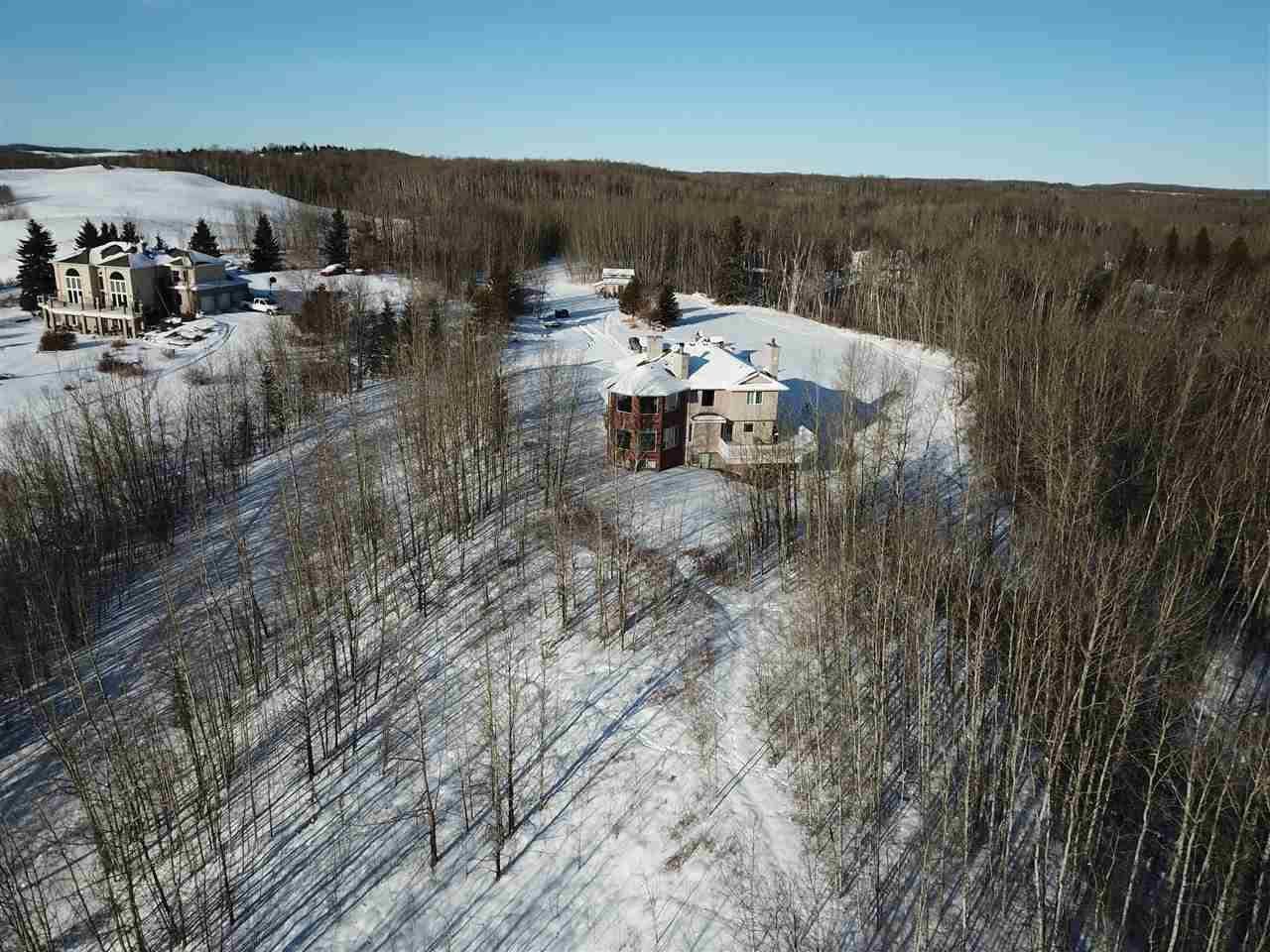 House for sale at 1017 Twp Rd Unit 27 Rural Parkland County Alberta - MLS: E4179396